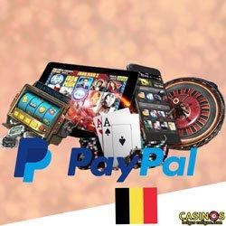 meilleurs sites belges gratuits de casino PayPal